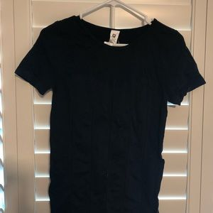 NWT fabletics workout tee